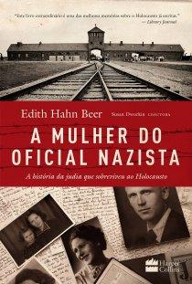 A Mulher do Oficial Nazista - Capa
